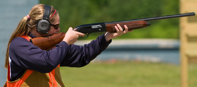 trapshooting is high school's safest sport